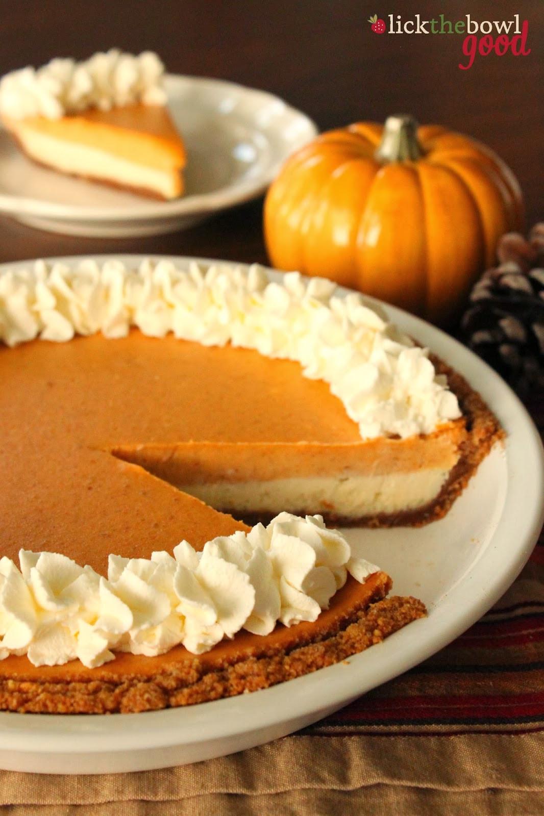 Pumpkin Pie Thanksgiving  Lick The Bowl Good Happy Thanksgiving 2013