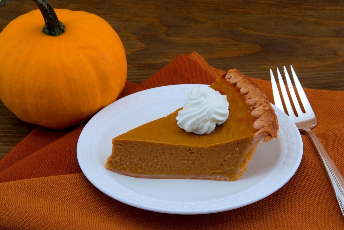 Pumpkin Pie Thanksgiving  Man Lab Desserts for Canadian Thanksgiving