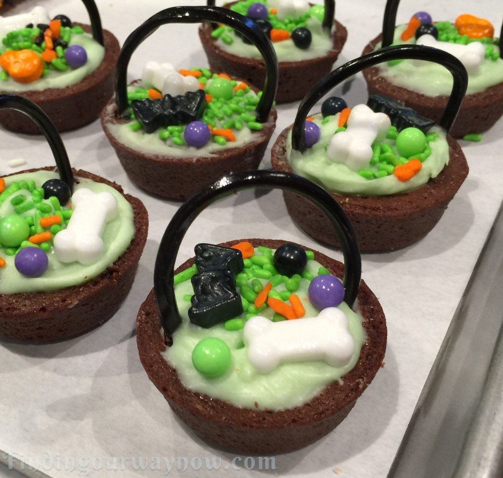 Quick Halloween Desserts  Quick Halloween Treats Recipe Finding Our Way Now