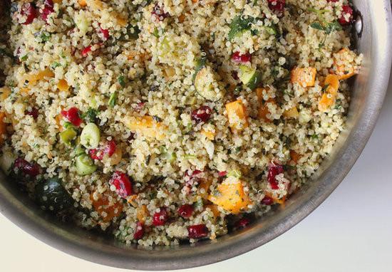 Quinoa Thanksgiving Recipe  Quinoa Stuffing Recipe For Thanksgiving