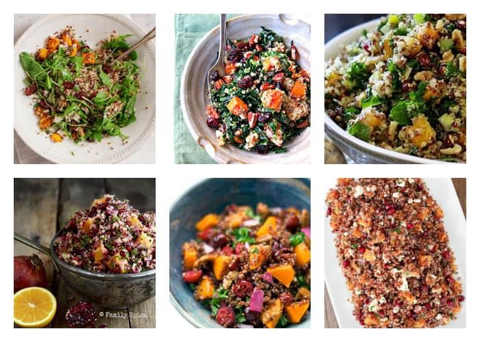 Quinoa Thanksgiving Recipe  The Best Quinoa Thanksgiving Recipes Simply Quinoa