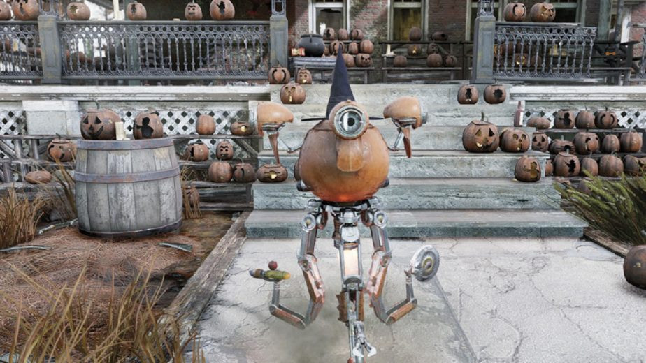 Radioactive Pumpkin Seeds Fallout 76  Your Appalachian Arsenal The Best 5 Grenades in Fallout 76