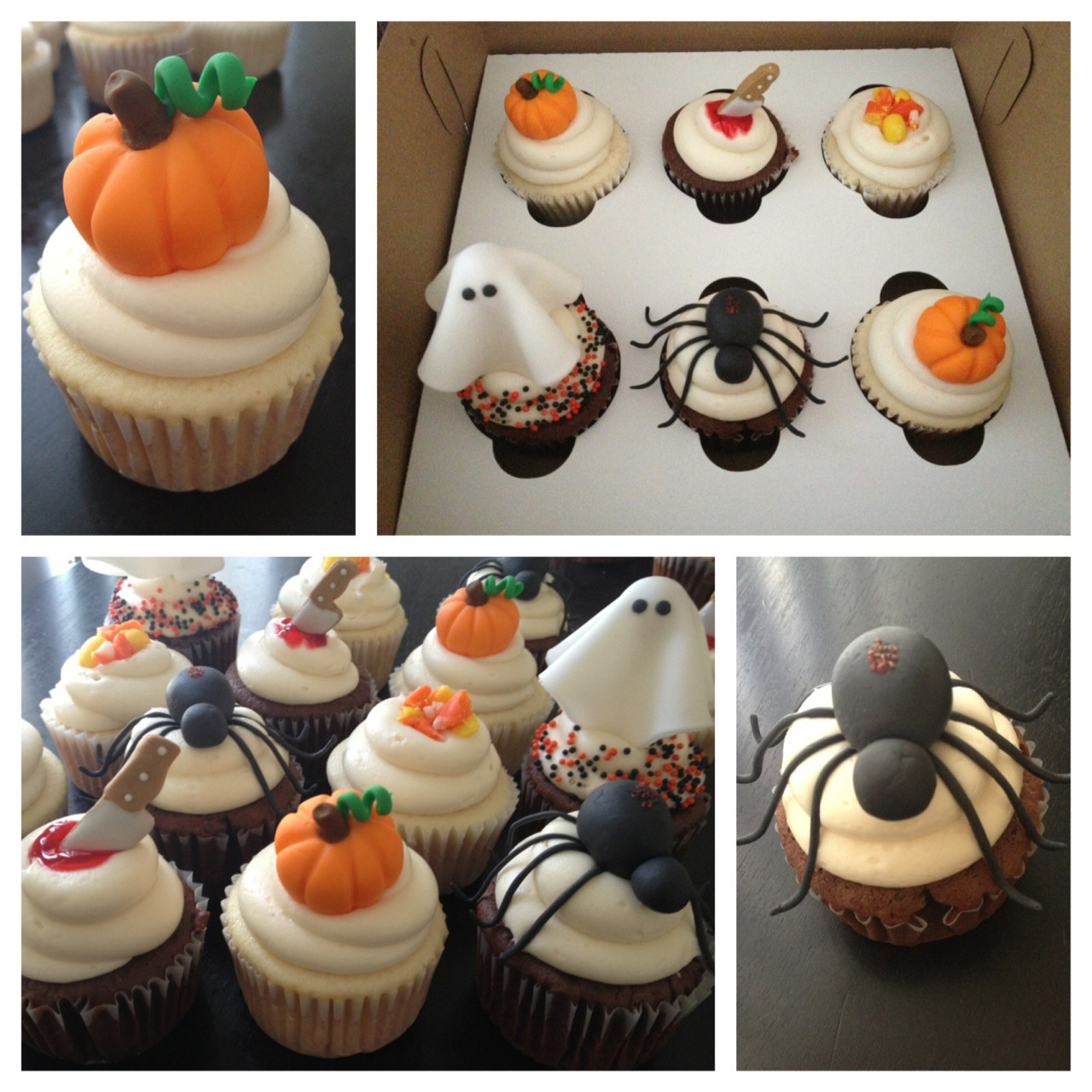 Recipe For Halloween Cupcakes  BS Recipes Halloween Cupcakes