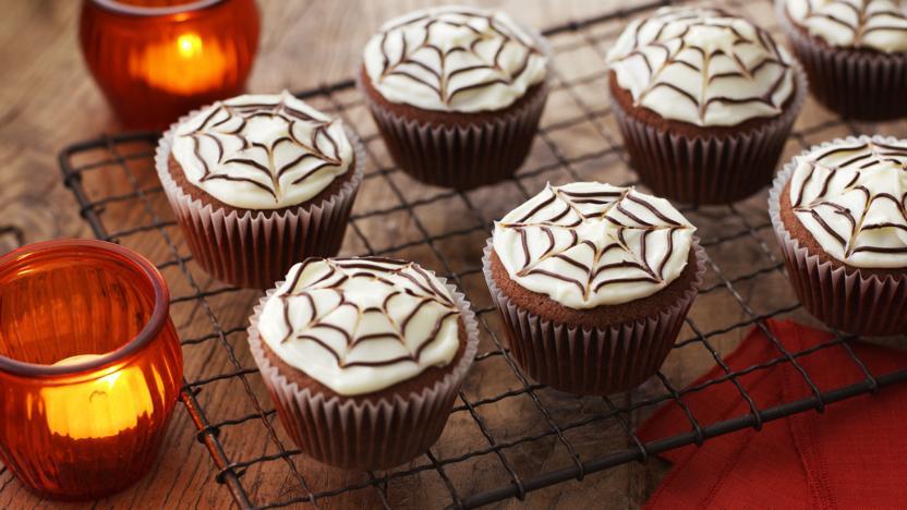 Recipe For Halloween Cupcakes  Halloween cupcakes recipe BBC Food