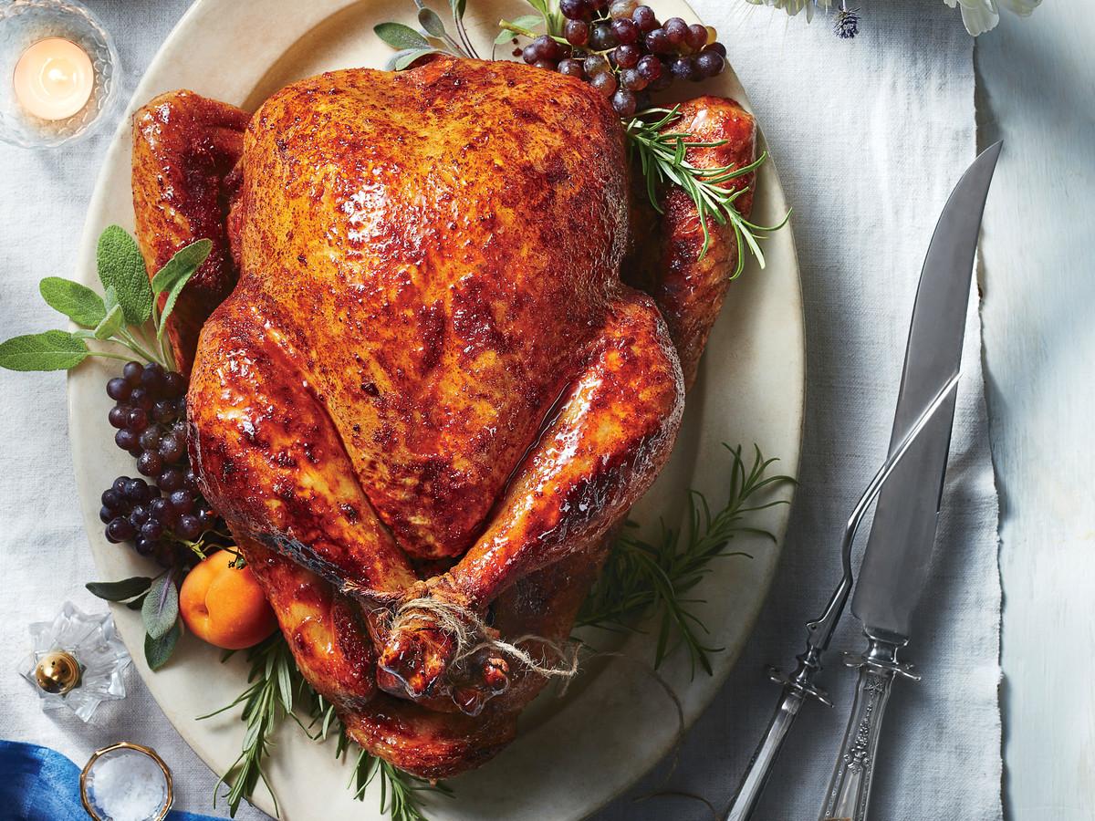 Recipe For Thanksgiving Turkey  Turkey Noodle Poppyseed Casserole Recipe Southern Living