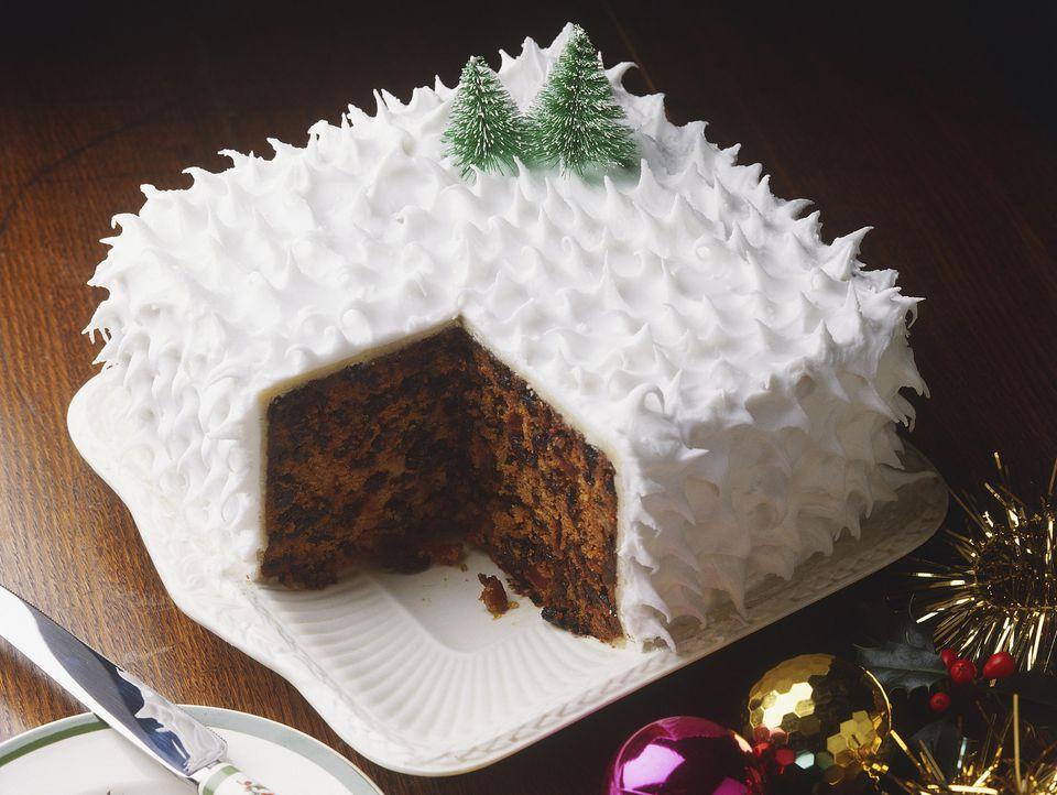 Recipes For Christmas Cake  Traditional British Christmas Cake Recipe