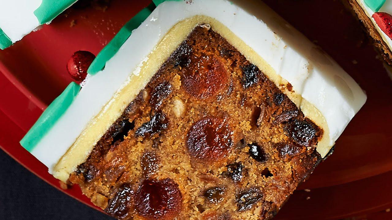 Recipes For Christmas Cake  Christmas Cake Recipe Xmas Cake Recipe Easy Fruit Cake