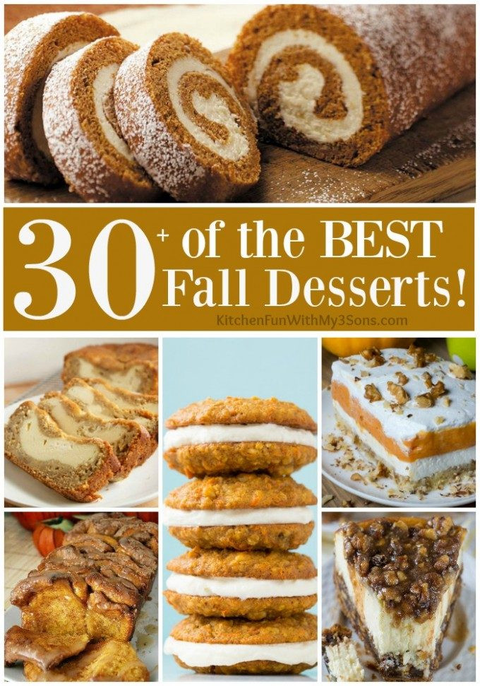 Recipes For Fall Desserts  No Bake Pumpkin Lush Dessert Kitchen Fun With My 3 Sons