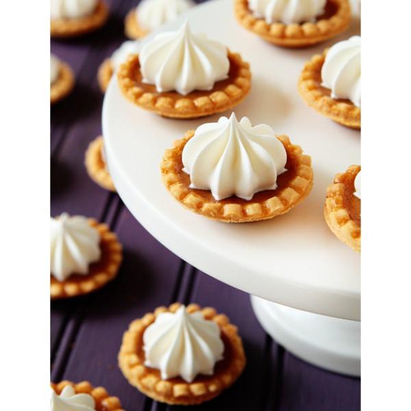 Recipes For Fall Desserts  Mini Fall Desserts Miniature Dessert Recipes