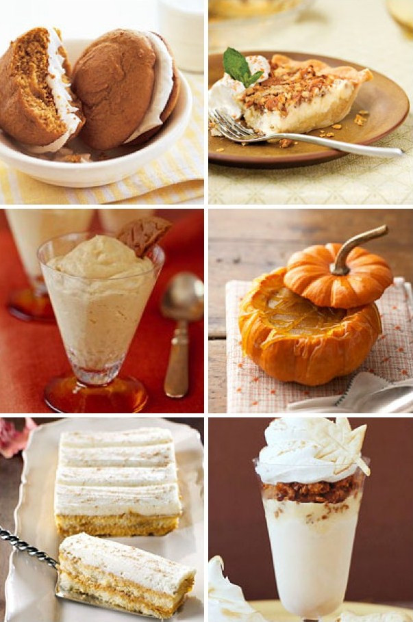 Recipes For Fall Desserts  Autumn Graphics Picture Autumn Desserts