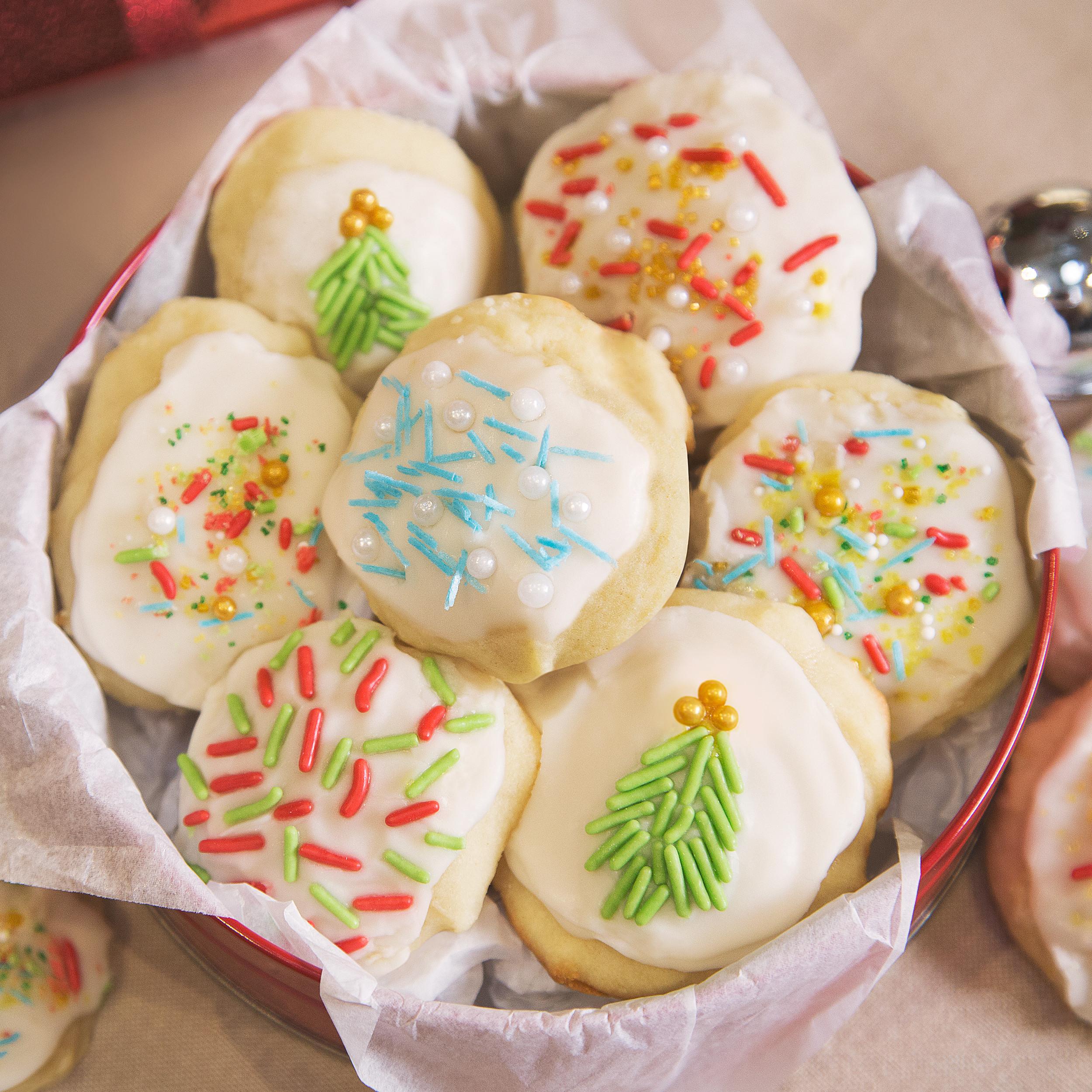 Ricotta Christmas Cookies  Ricotta Holiday Cookies Galbani Cheese