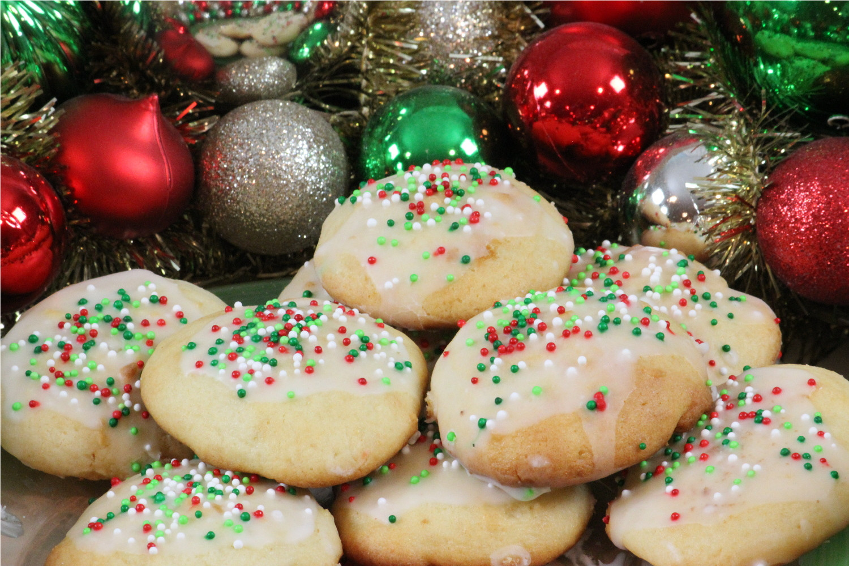 Ricotta Christmas Cookies  Christmas Ricotta Cookies