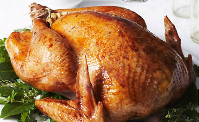 Roast Turkey Recipes Thanksgiving  Moist & Juicy Roasted Turkey Recipe