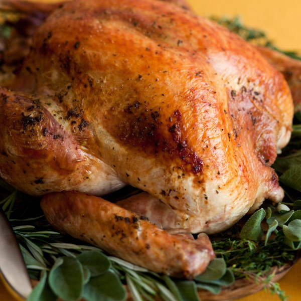 Roast Turkey Recipes Thanksgiving  Herb Roasted Turkey recipe