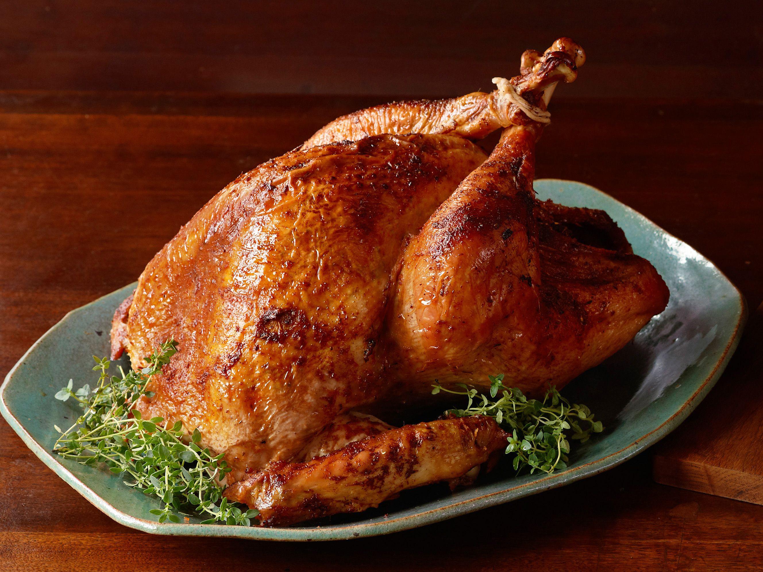 Roasted Thanksgiving Turkey  Oven Roasted Turkey Recipe