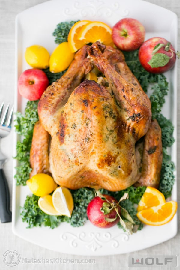 Roasted Turkey Recipes Thanksgiving  Turkey Recipe Juicy Roast Turkey Recipe How to Cook a