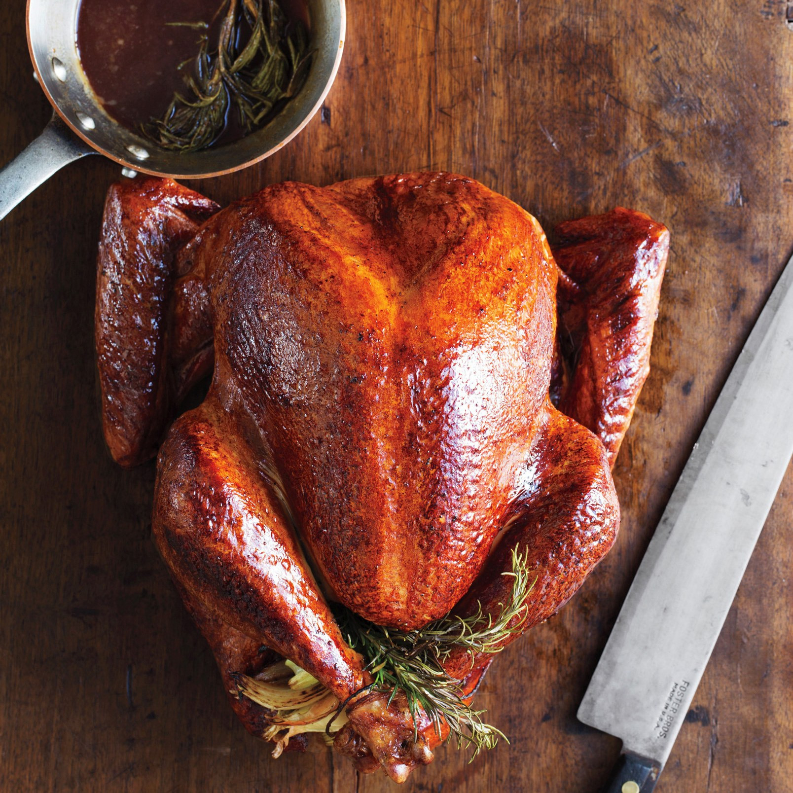 Roasted Turkey Recipes Thanksgiving  A Simple Roast Turkey recipe