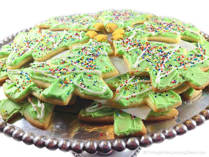 Roll Out Christmas Cookies  Best DIY Edible Christmas Gifts Giveaway Through Her