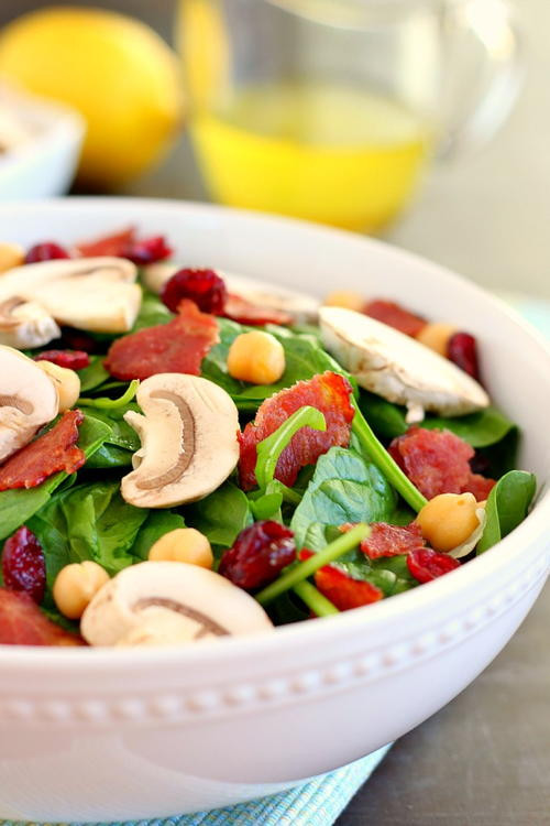Salad For Thanksgiving Dinner  100 Recipes for Your Thanksgiving Dinner