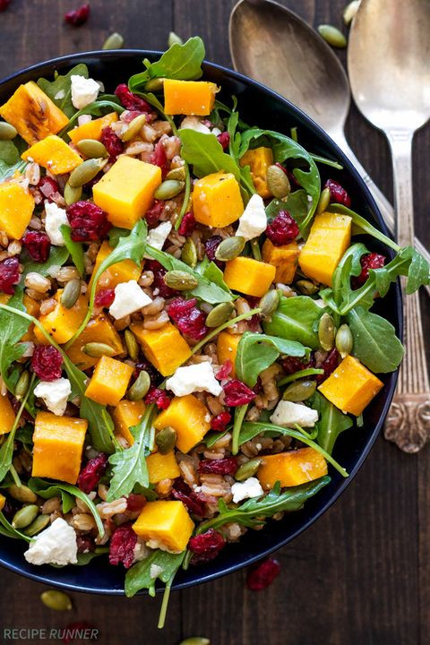 Salad For Thanksgiving Dinner  20 Easy Thanksgiving Salad Recipes Best Side Salads for