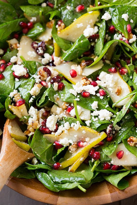 Salads For Thanksgiving Dinner  124 best images about Easter Spring on Pinterest
