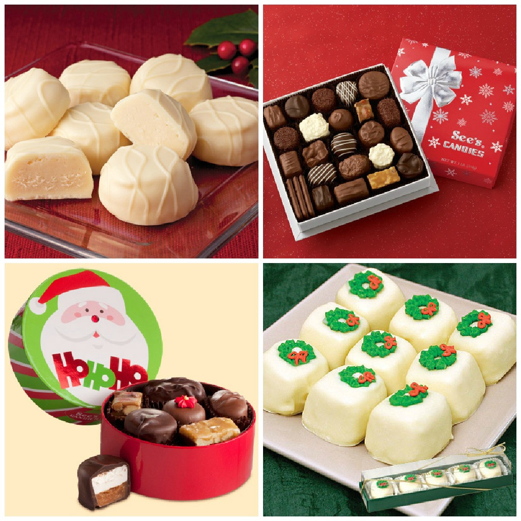 Sees Christmas Candy  Review and Giveaway Holiday Treats with See s Can s