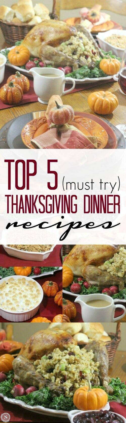 Shoprite Thanksgiving Dinner  How to Make a Homemade Thanksgiving Turkey Dinner