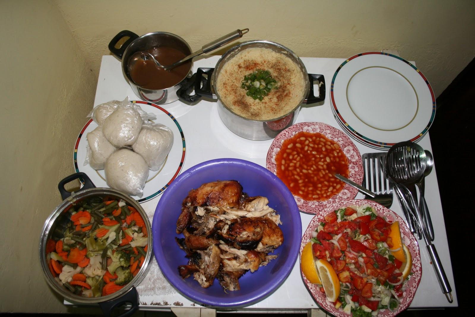 Shoprite Thanksgiving Dinner  Think G l o c a l Thanksgiving in Ghana
