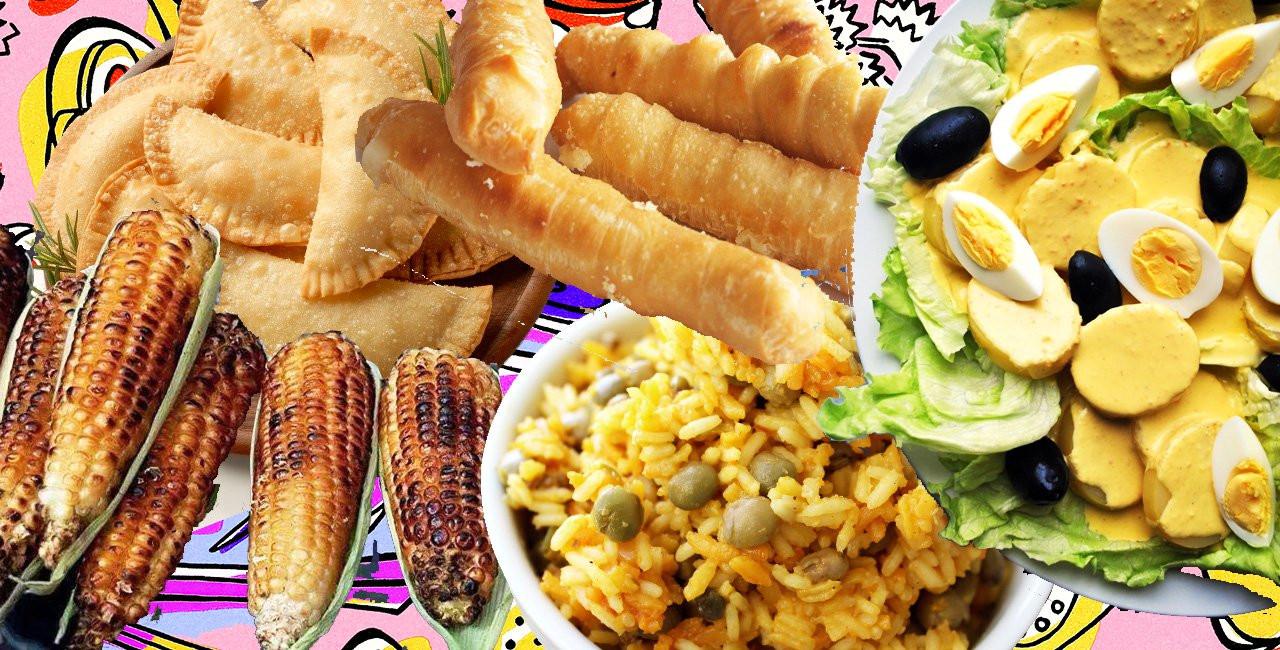 Side Dishes For Thanksgiving Turkey Dinner  10 Latin American Side Dishes to Upgrade Your Thanksgiving
