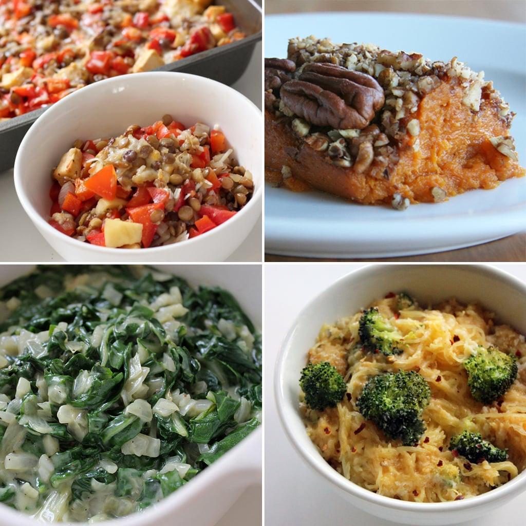 Side Dishes For Thanksgiving Turkey Dinner  Healthy Thanksgiving Side Dishes