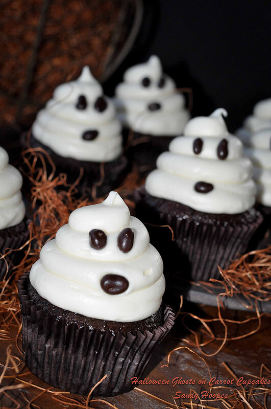 Simple Halloween Cakes  Fast and Easy Halloween Cupcakes Recipe Everyday Southwest