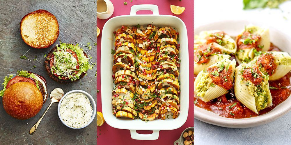 Simple Vegetarian Thanksgiving Recipes  22 Easy Vegan Recipes You Need to Make for Thanksgiving
