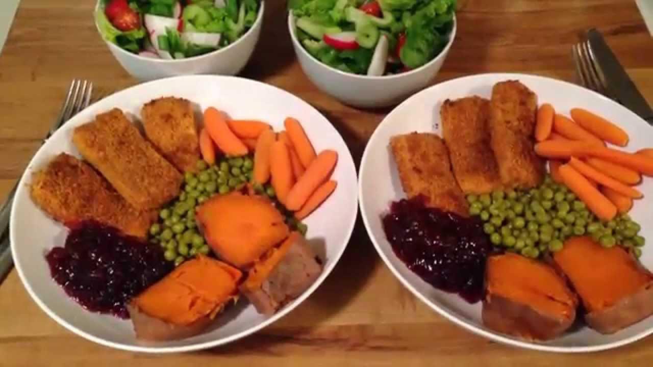 Simple Vegetarian Thanksgiving Recipes  SECRET Vegan Family Recipe