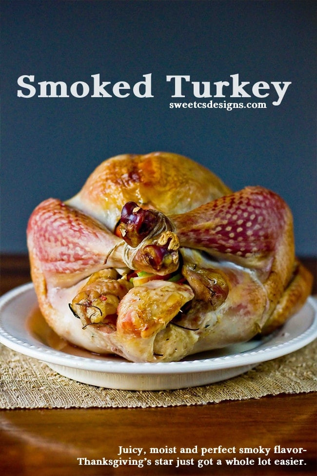 Smoked Turkey For Thanksgiving  25 Thanksgiving Recipes You Need to Make Yummy Healthy