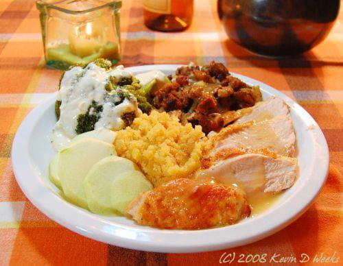 Soul Food Christmas Dinner Menu  Thanksgiving Dinner for Two