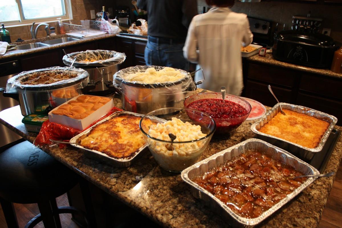 Soul Food Christmas Dinner Menu  Weekend Snapshots Link Up