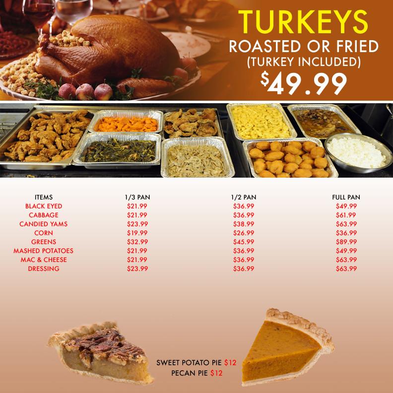 Soul Food Christmas Dinner Menu  Nimps To Go – Soul Food Sundays – Mesquite Sunnyvale