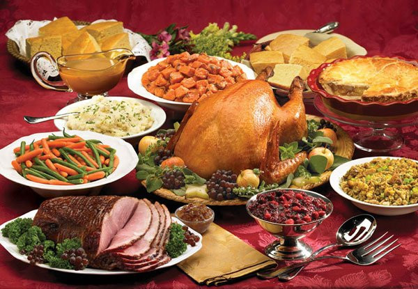 Soul Food Thanksgiving Dinner Menu  Best Restaurants Open For Thanksgiving Dinner 2016 In Los