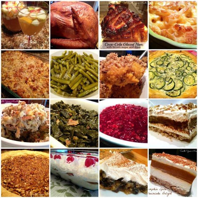 Soul Food Thanksgiving Dinner Menu  CD6MONEY cdrew199