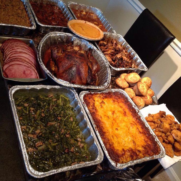 Soul Food Thanksgiving Dinner Menu  56 best Soul Food images on Pinterest