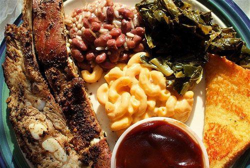 Soul Food Thanksgiving Dinner Menu  25 best ideas about Soul food menu on Pinterest