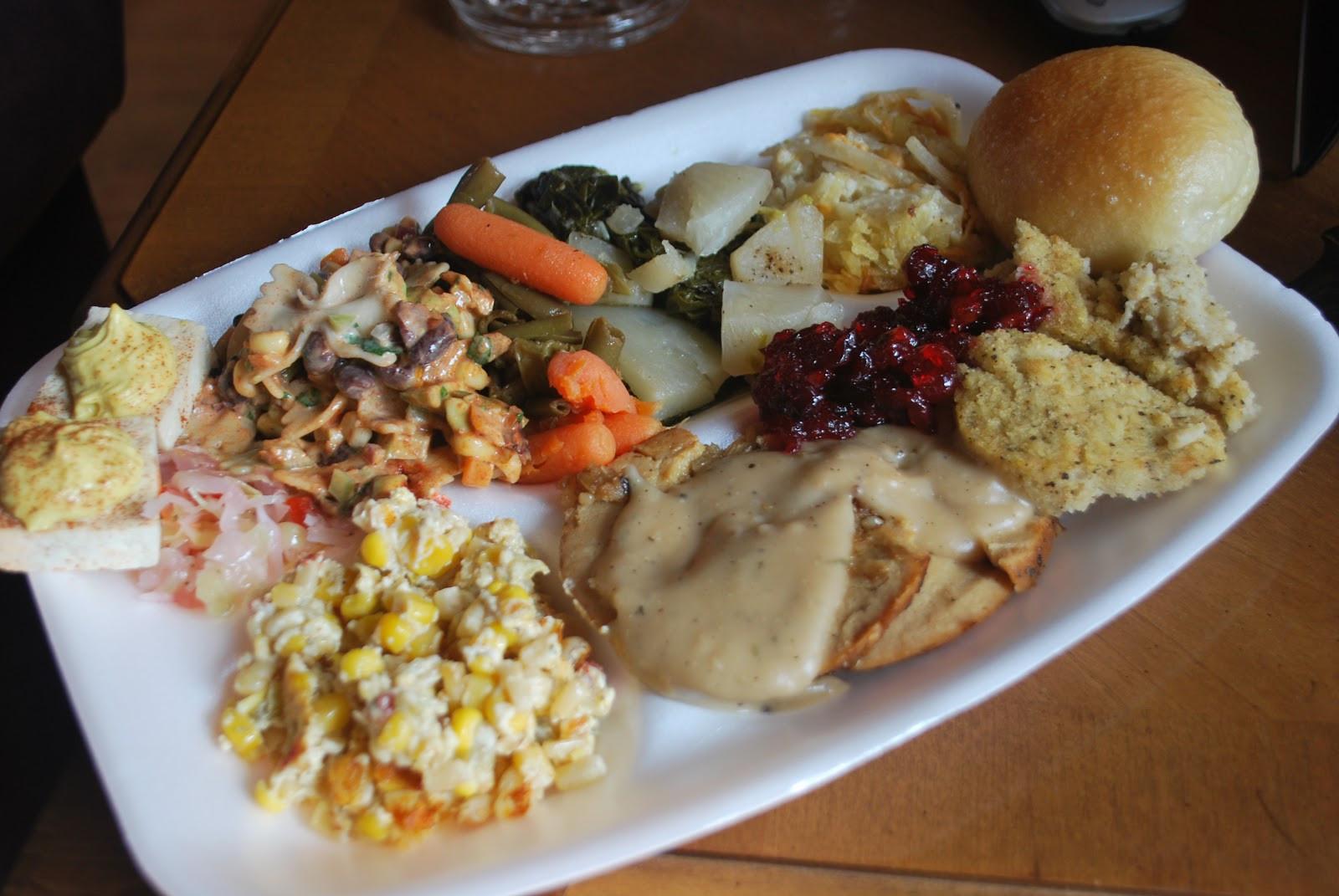 Soul Food Thanksgiving Dinner Menu  Vegan Crunk Thanksgiving Veganaversary