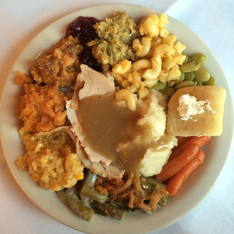 Southern Thanksgiving Dinner Menu  101 in 1001