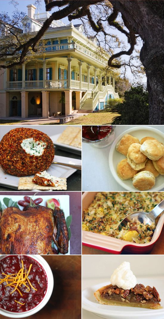 Southern Thanksgiving Dinner Menu  A Thanksgiving Menu That fers Southern Hospitality