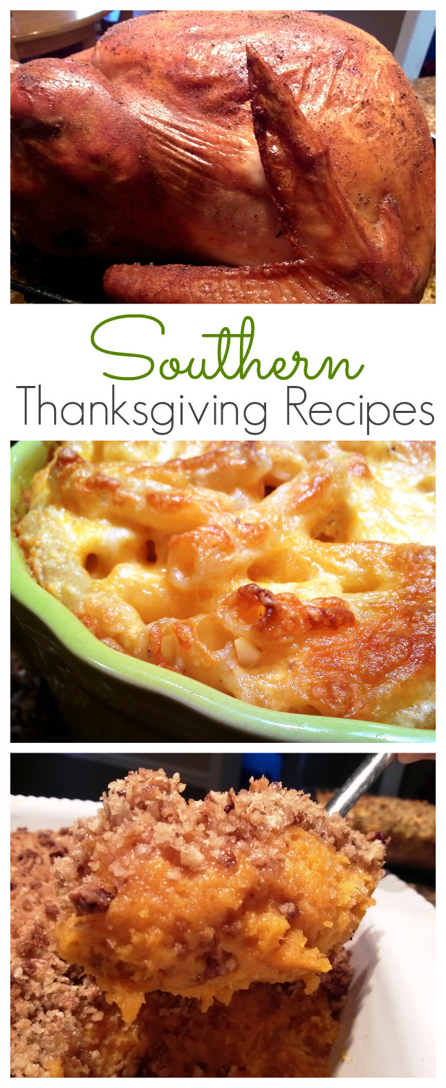 Southern Thanksgiving Dinner Menu  South Your Mouth Southern Thanksgiving Recipes