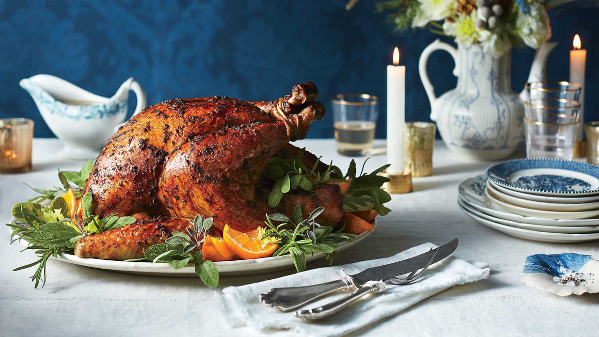 Southern Thanksgiving Dinner Menu  Things You ll ly Find on a Southern Thanksgiving Table