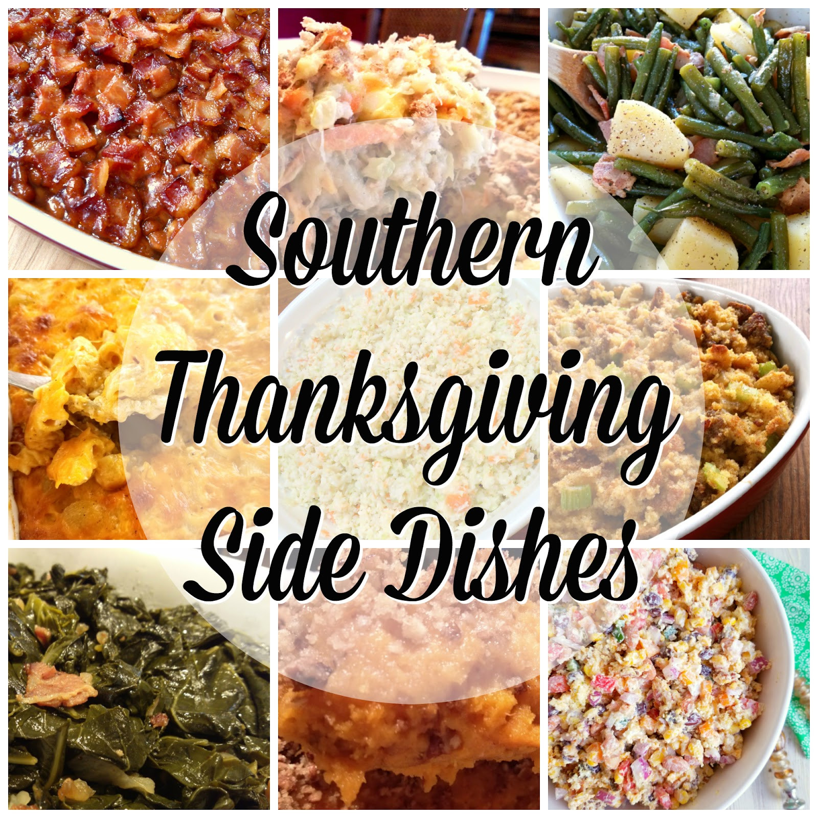 Southern Thanksgiving Side Dishes  South Your Mouth Southern Thanksgiving Side Dishes