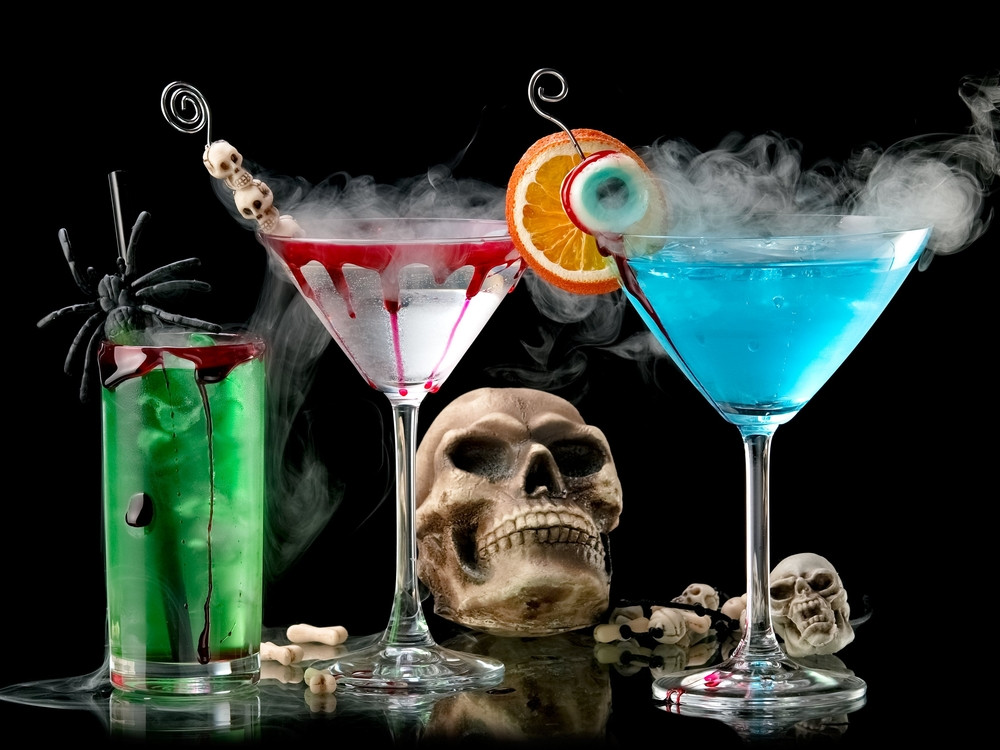 Spooky Halloween Drinks  Spooky Halloween Cocktails to Freak Over This October
