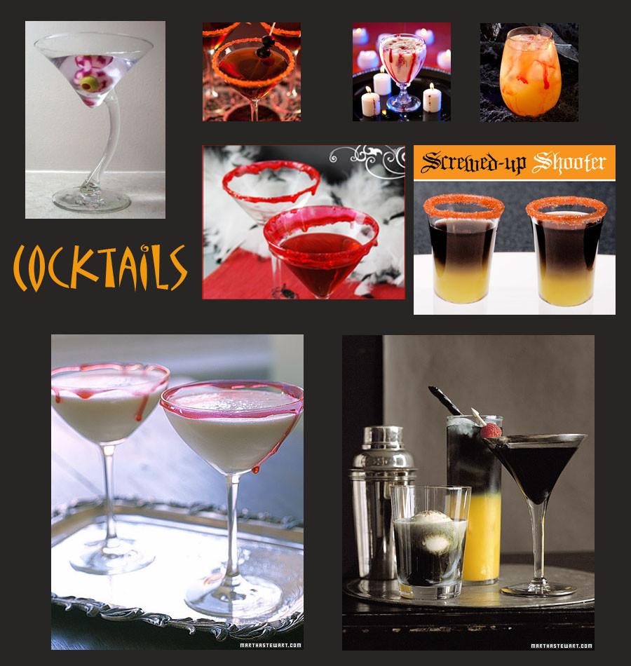 Spooky Halloween Drinks  Spooky Halloween Drinks