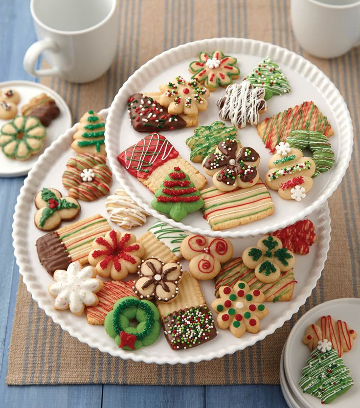 Spritz Christmas Cookies  1000 ideas about Spritz Cookies on Pinterest